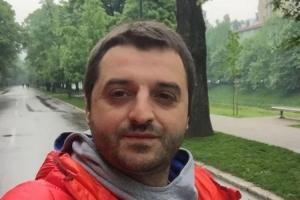 Dario Delibašić doveden u Tužilaštvo Kantona Sarajevo na saslušanje