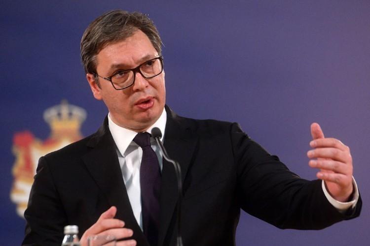 Vučić o kritikama u Davosu koje je dobila Srbija