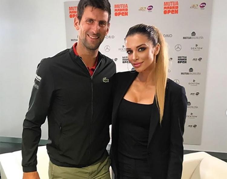 Novak raspametio seksi Hrvaticu, a evo šta je rekla za njega