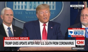 Tramp: Kina lagala o broju umrlih od koronavirusa