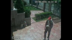 Snimak osumnjičenog za ubistvo banjalučkog biznismena