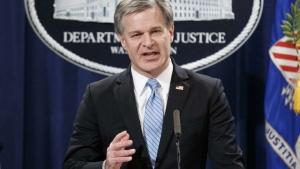 """""""Kina najveća prijetnja za SAD"""", kaže direktor FBI"""