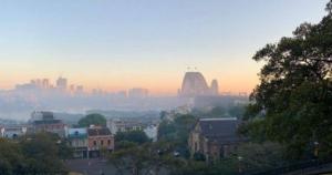 Ogromni požar kod Sydneya