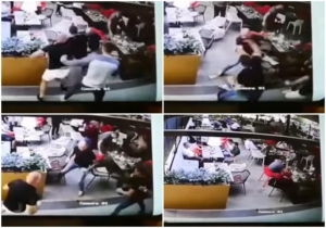 Video prebijanja zeta Nataše Bekvalac