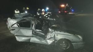 Uletjela vozilom u kafić, muškarac poginuo ima i povrijeđenih