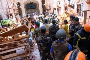 Bila je rijeka krvi u crkvi: Svjedoci u užasu na Šri lanki