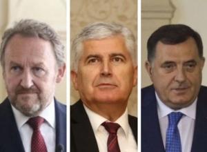 """Izetbegović: """"Ako Dodik kaže da ne možemo formirati Vijeće ministara do kraja mjeseca onda je tako"""""""