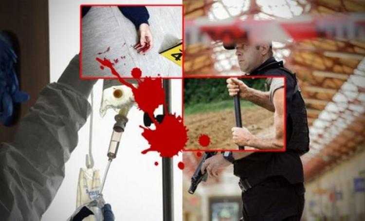 Ludnica u ludnici: Pacijent ubio četiri pacijenta, devetoro ranio (video)