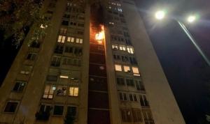 Požar u neboderu u SA: 6 ekipa gasilo požar u neboderu