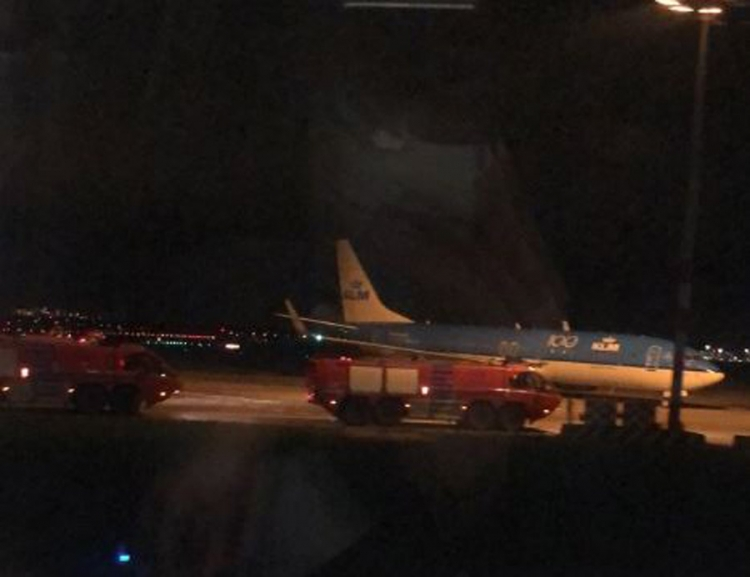 Javili da je u toku otmica aviona: Greškom aktiviran alarm za otmice na Schipholu!