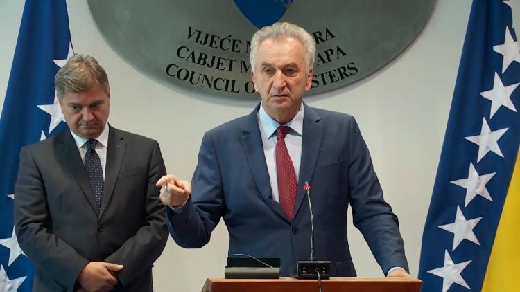 Šarović o ubistvu Krunića: Šokiran sam