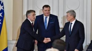 Dogovor sporedna vijest u Beogradu, udarna u Zagrebu