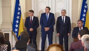 Sutra druga redovna sjednica Predsjedništva BiH
