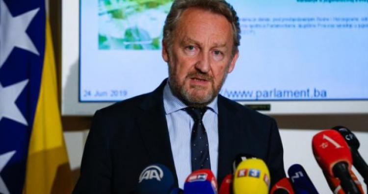 BiH jedina članica Vijeća Evrope bez delegacije