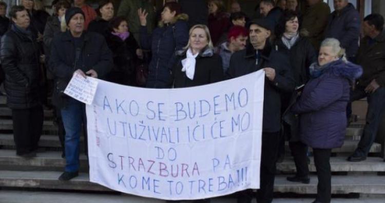 Radnici Željezare Zenica: Ne odgovaramo za posljedice