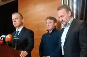 Postignut dogovor o KS, Radončiću sigurnost, Turković vanjski poslovi, Podžiću obrana