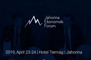 "Počeo ""Jahorina ekonomski forum"""