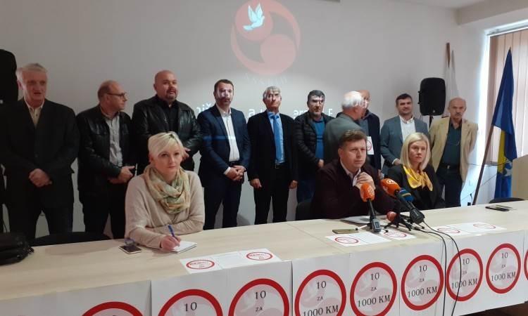 Najniža plata 1000 KM, prijedlog Saveza samostalnih sindikata BiH