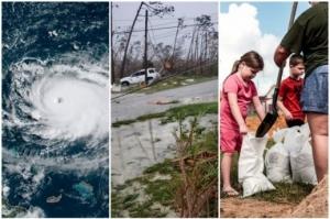 Zastrašujući video lovca na uragane: Nisu shvatili da će Dorijan biti potpuno čudovište
