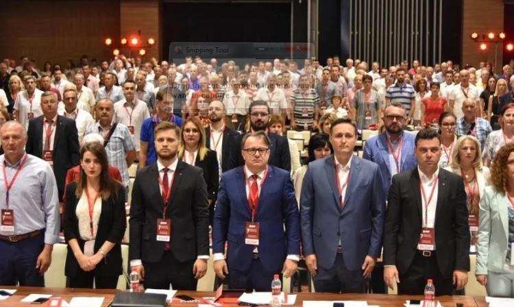 Novi Glavni odbor i izmijene statuta: Završen Kongres SDP-a