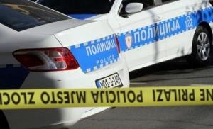 Napadač bacio eksplozivnu napravu na kuću policajca
