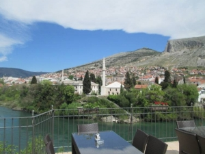 "The Restaurant Harmonija from Mostar is listed on ""The Best View & Photo Point in the City"" world chart"