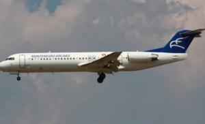 Biznismeni se potukli na letu Beograd-Podgorica