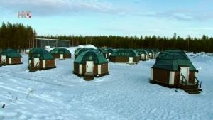 Rovaniemi - službeni grad Djeda Mraza