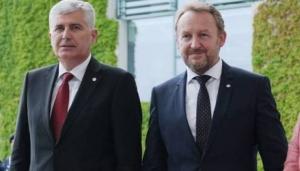 Održan sastanak lidera HDZ i SDA