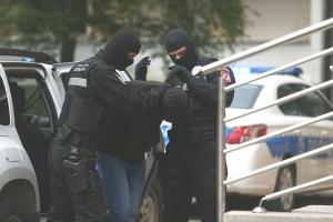 Osumnjičeni za učešće u ubistvu Slaviše Krunića doveden u Tužilaštvo