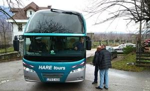 Krenuo prvi autobus sa migrantima