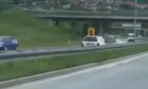 Novi snimak vožnje pogrešnom stranom na bh autoputu