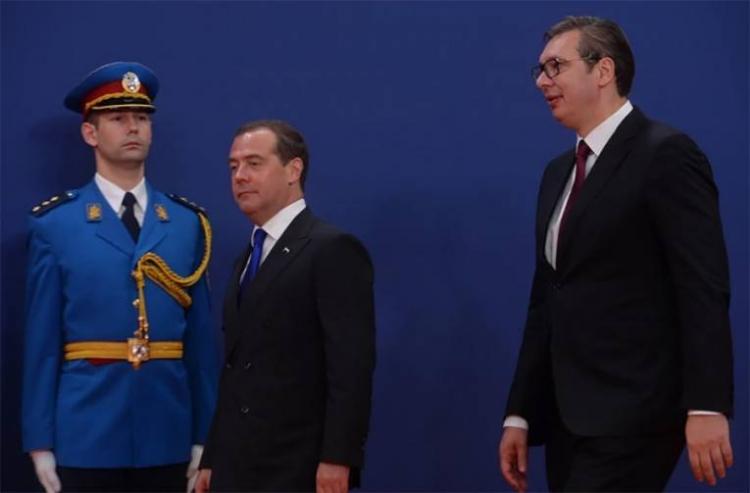 Rusija uz Srbiju oko Kosova