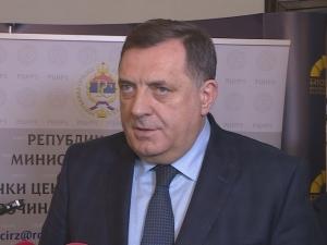 Dodik: Predlaganje mandatara u naredna dva do tri dana