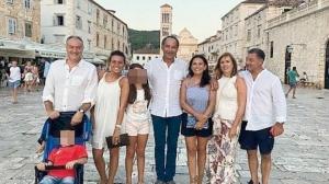 Posljednja zajednička fotografija prije tragedije: Planirali su osam dana ploviti Jadranom ...