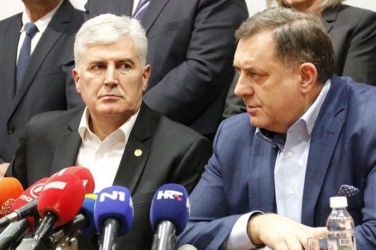 Mašić: Zabrinjavajuće ovo što tražite / HDZBiH zatražio prekid sjednice Zastupničkog doma Parlamenta FBiH