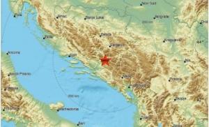 Hercegovina se tresla: Potres jačine 3,4 stepena po Rihteru pogodio Hercegovinu