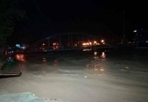 Uzbuna: Rijeka odnijela most!