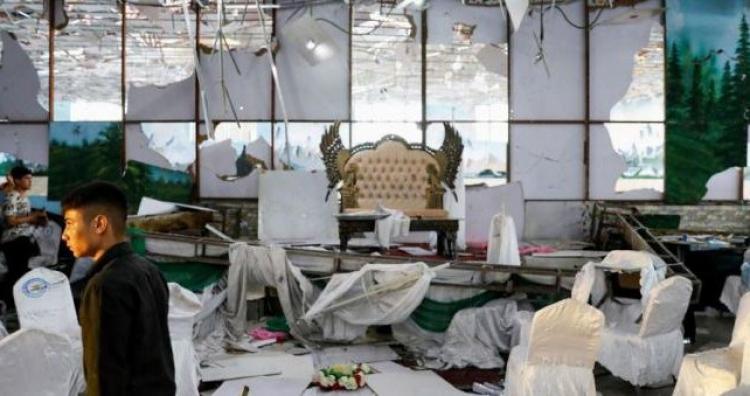 Na vjenčanju ubio 63 osobe