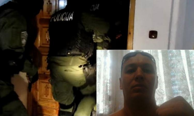 """Ranili """"hajduka iz Gornje Zimče"""": Člana zloglasne porodice zenički specijalci ranili prilikom hapšenja"""