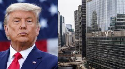 Ogroman pad prihoda Trumpovih hotela