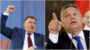 Dodik ide kod Orbana