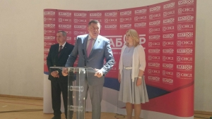 Dodik ostaje predsjednik SNSD-a