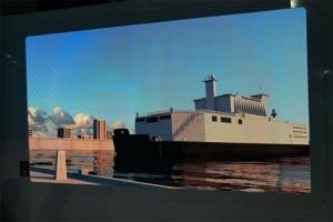Arktički bum-prva plutajuća nuklearna elektrana
