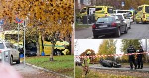 Hitnom pomoći masakrirao ljude na ulici u Oslu