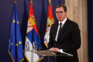 Vučić mora uvjeravati EU da je Srbija stabilna