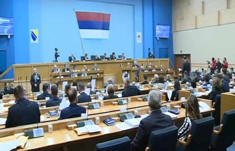 Vanredno u NSRS zbog ubistva Slaviše Krunića, opozicija traži odgodu sjednice