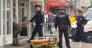 Pucnjava u Zenici, povrijeđena jedna osoba