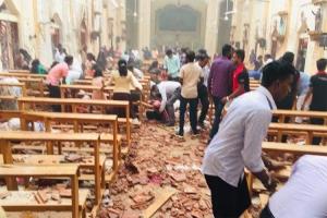 Najmanje 207 mrtvih, više stotina  ranjeno u bombaškim napadima na crkve i hotele (FOTO/VIDEO)
