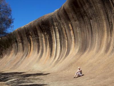 Surfanje po stijenama: Kamena formacija koju mnogi smatraju prirodnim čudom